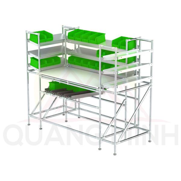 Bàn thao tác công nghiệp QMCNG-02