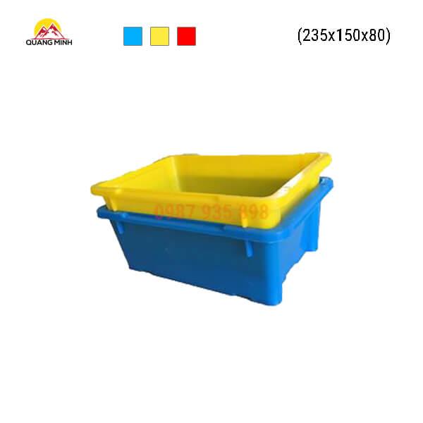 Thung-nhua-A4-mau-xanh-vang-xc-235x150x80
