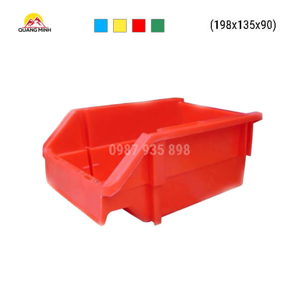 Thung-nhua-dac-A5-song-bit-mau-do-198x135x90
