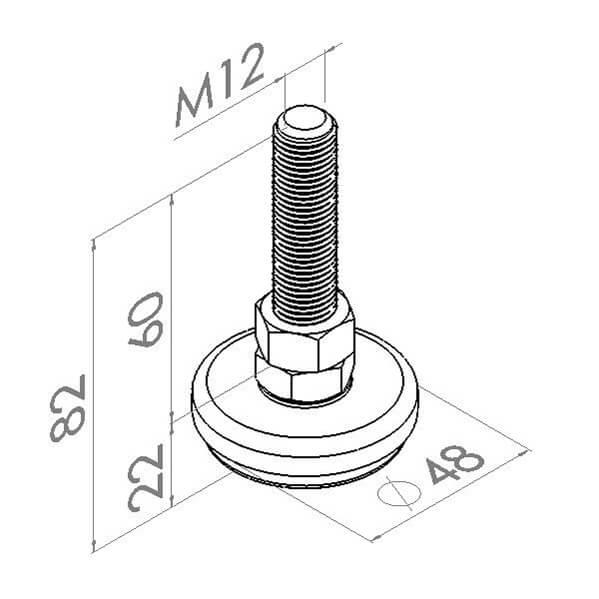chan-tang-chinh-m12x60mm-o48mm (2)