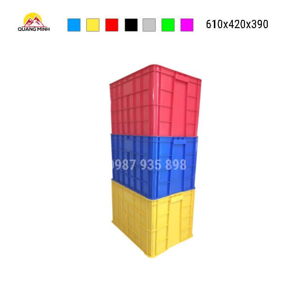 thung-nhua-dac-hs026sb-song-bit-mau-do-xanh-vang-610x420x390