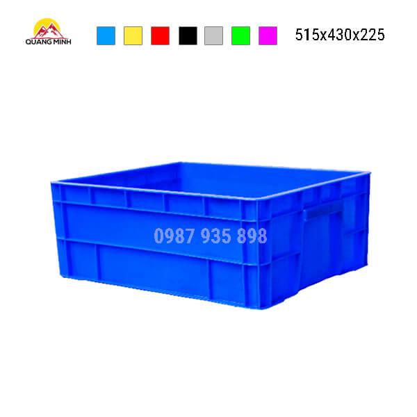 thung-nhua-dac-kpt02-song-bit-mau-xanh-lam-515x430x225