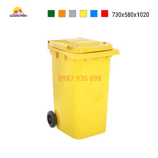 thung-rac-cong-nghiep-240-lit-mau-vang