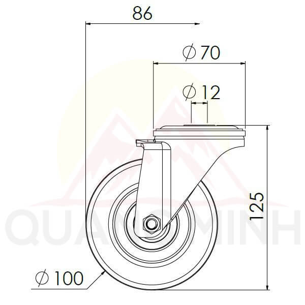 banh-xe-day-tai-trong-180kg-esd-phi-100 (2)