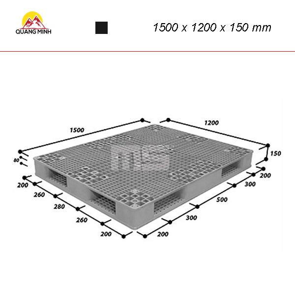 Pallet-nhua-kho-R4-1512-1500-x-1200-x-150-mm