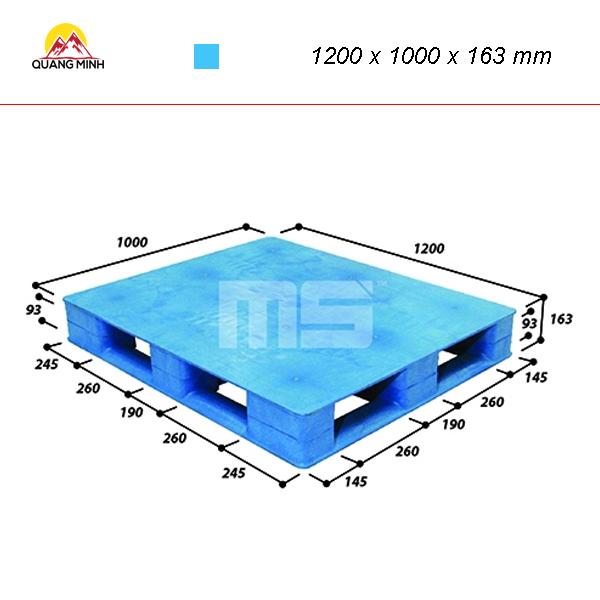 pallet-nhua-mat-bit-wn4-1210-1200-x-1000-x-163-mm (2)
