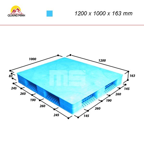 pallet-nhua-mat-bit-wrf4-1210-1200-x-1000-x-163-mm