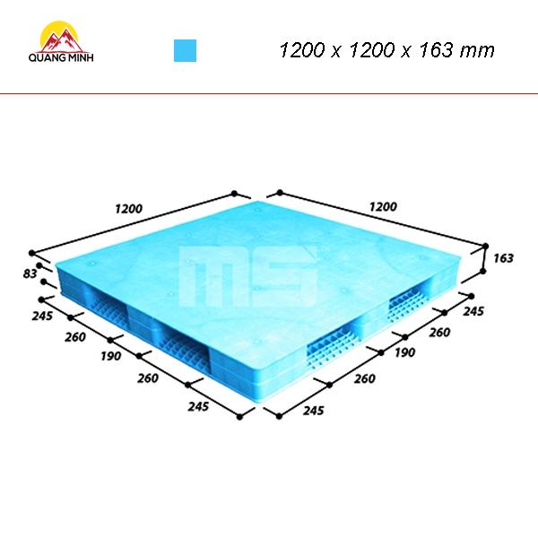 pallet-nhua-mat-bit-wrf4-1212-1200-x-1200-x-163-mm