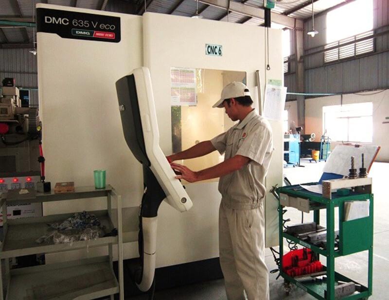 Máy phay CNC DMC 635V eco